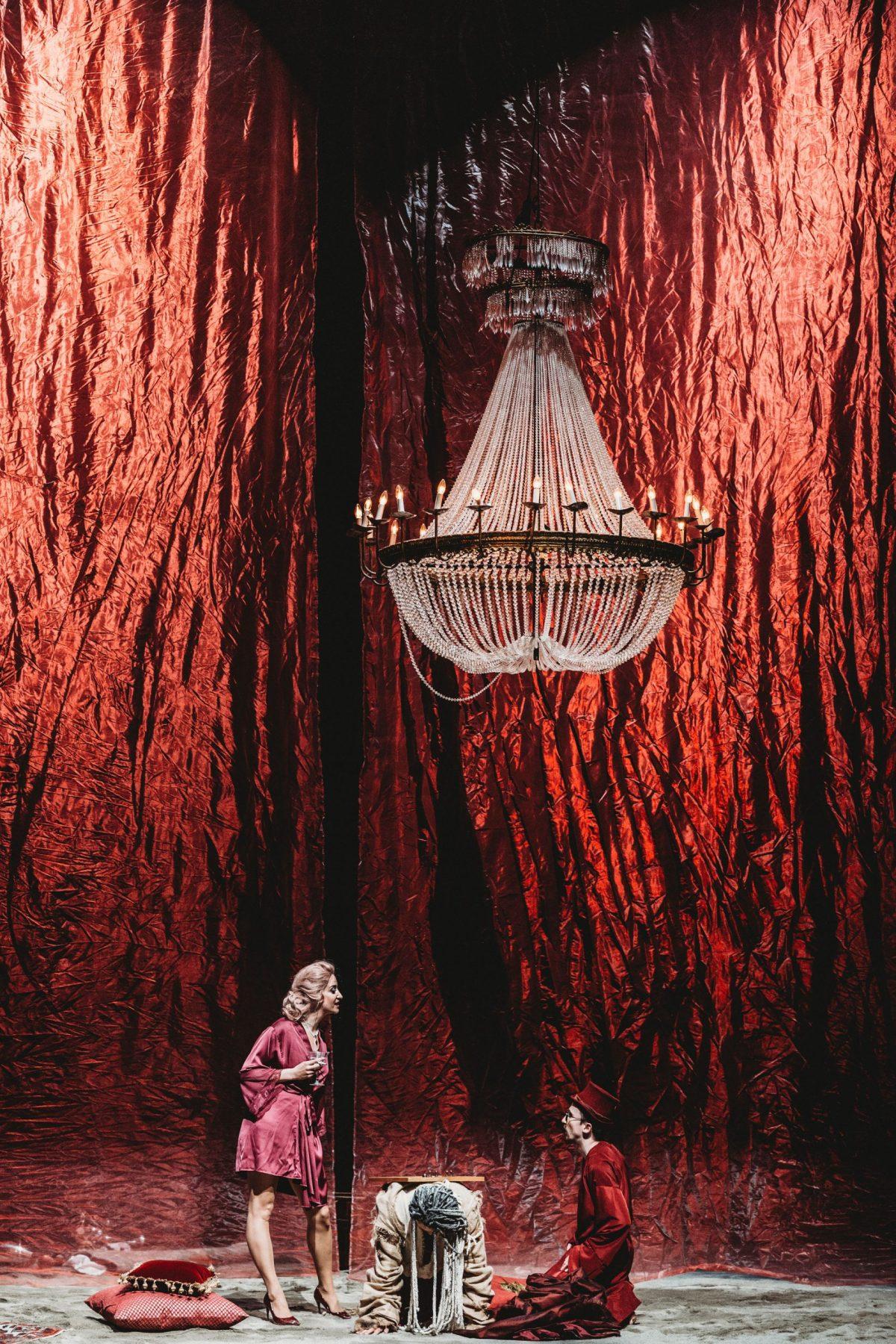 OPERiAMO | Junge Oper Rhein-Main | Caliban | Tiroler Festspiele Erl | Bildnachweis: Xiomara Bender