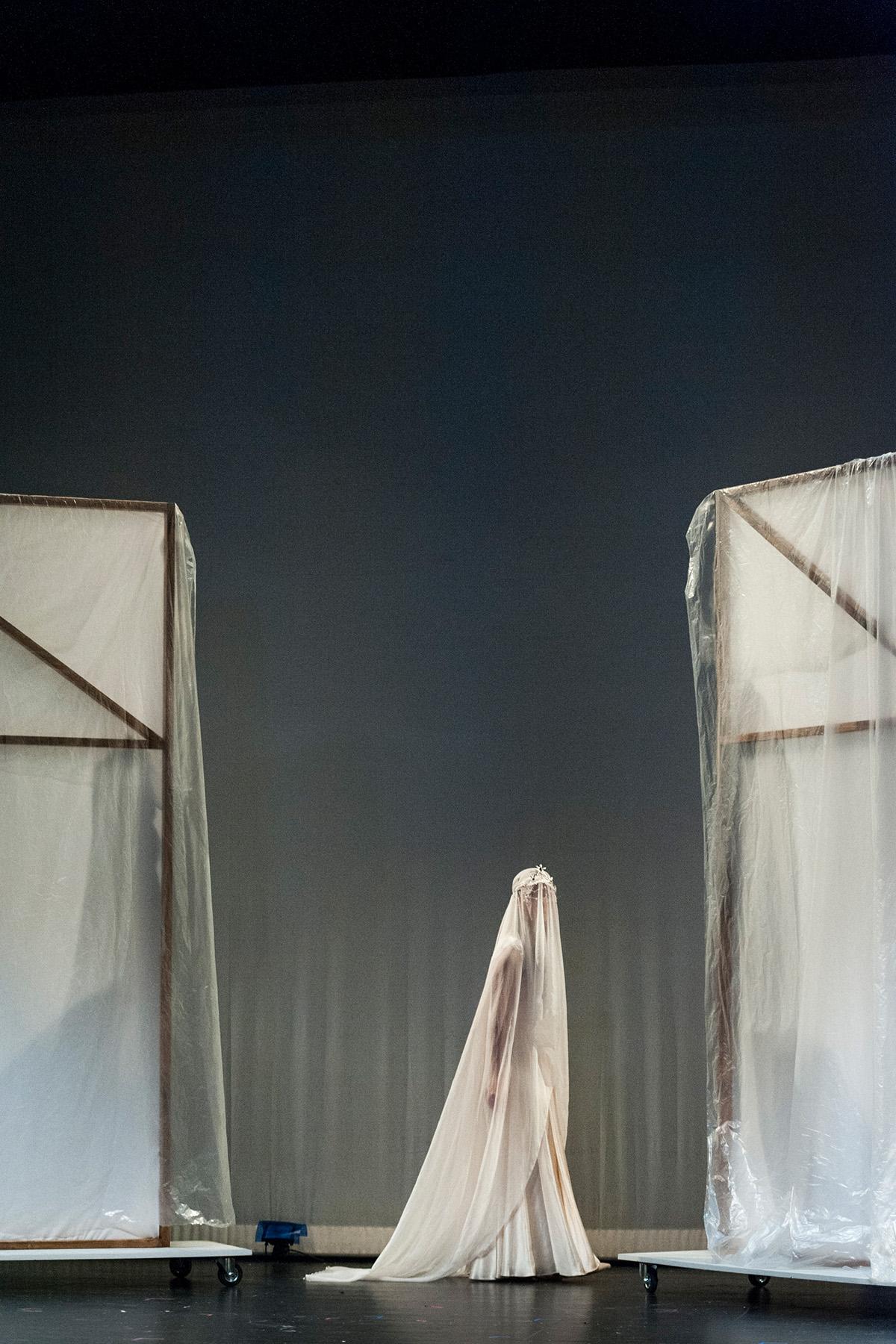 OPERiAMO | Junge Oper Rhein-Main | La Dame Blanche | Bildnachweis: Isabel Machado Rios