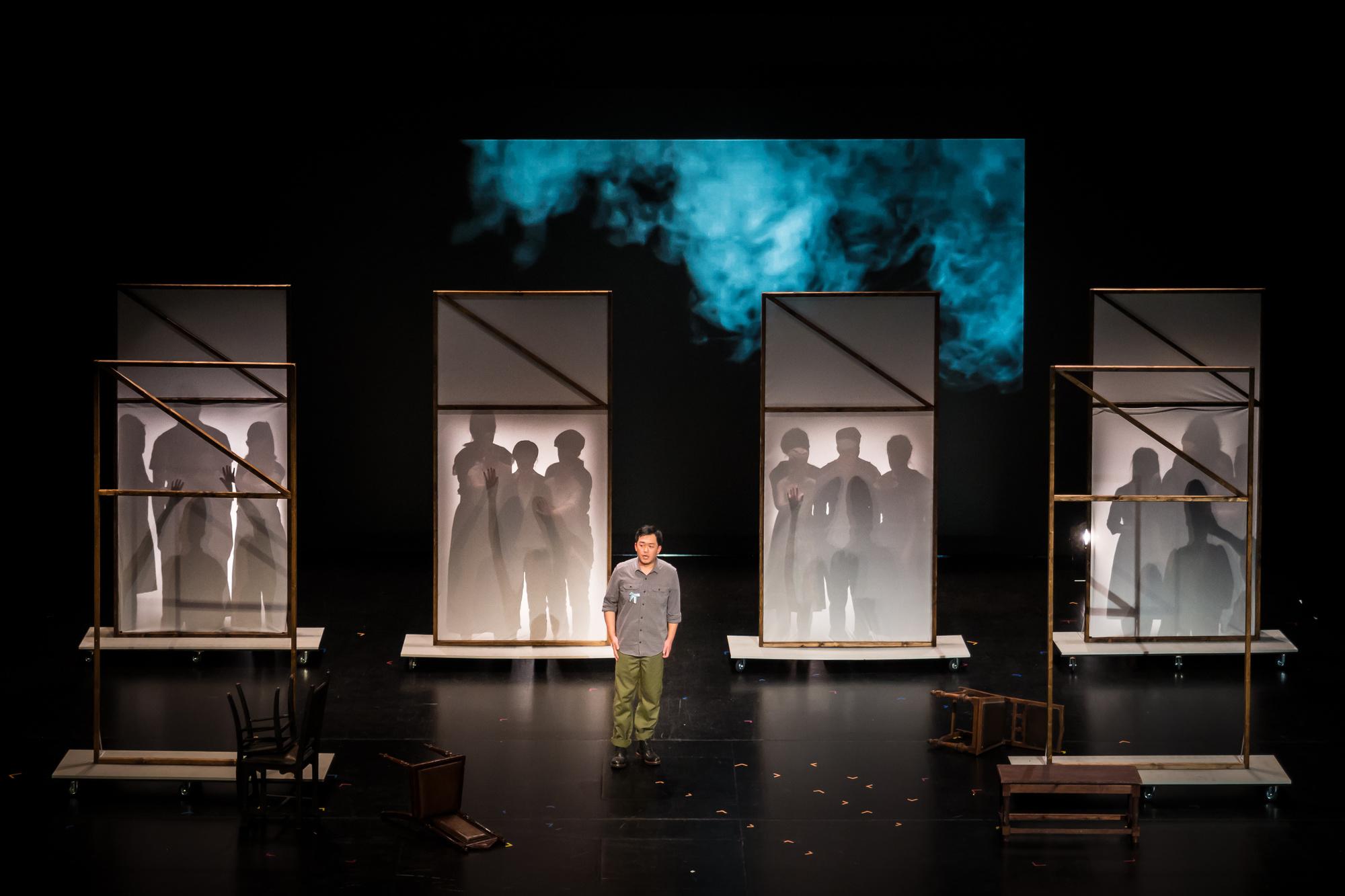 OPERiAMO | Junge Oper Rhein-Main | La Dame Blanche | Bildnachweis: Malte Schwarz