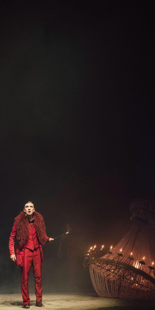 Junge Oper Rhein-Main   Caliban   Tiroler Festspiele Erl   OPERiAMO   Bildnachweis: Xiomara Bender